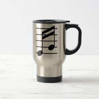 16th note 3 travel mug