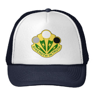 16th Psychological Operations Battalion DUI Trucker Hat