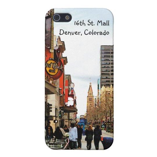 16th Street. Mall Denver, Colorado Speck Case