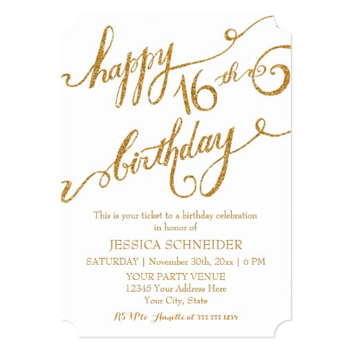 Vip Pass Invitations as luxury invitation design