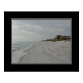 16x20 Print Of Florida Beach