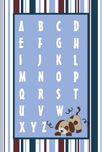 Nursery Abc Chart Gifts on Zazzle