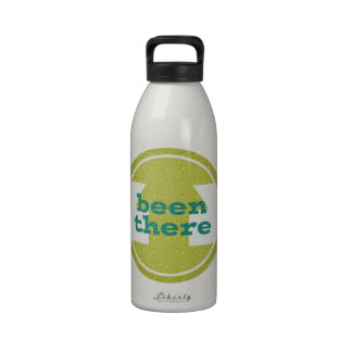 17053 BEEN THERE SAYING COMMENTS WATER BOTTLE