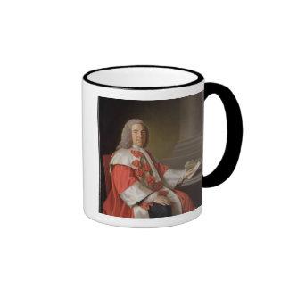 1706-82) señores Auchinleck, c.175 de Alexander Taza De Dos Colores