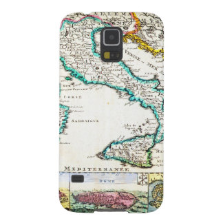 1706 de la Feuille Map of Italy Geographicus Case For Galaxy S5