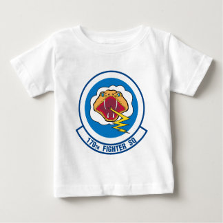 170th Fighter Squadron Baby T-Shirt