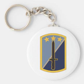 170th Infantry Brigade Combat Team Keychain