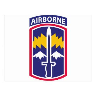 171o Brigada de la infantería - aerotransportada Tarjetas Postales