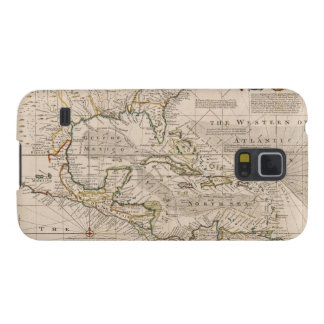 1720 Map of the West Indies by Emanuel Bowen Galaxy S5 Cover