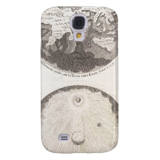 1728 Calmet Map of the Ancient World Showing the Galaxy S4 Case