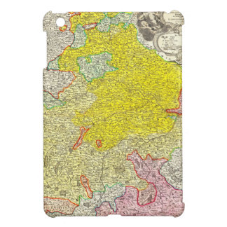 1728 Homann Map of Bavaria Germany Geographicus Cover For The iPad Mini