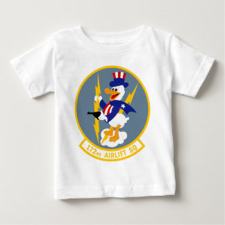 172nd Airlift Squadron Baby T-Shirt