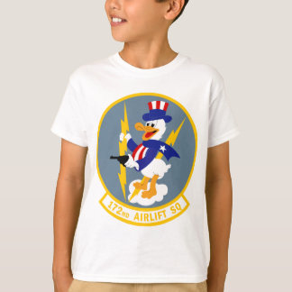 172nd Airlift Squadron T-Shirt