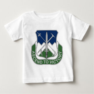 172nd Infantry Regiment - Ascend To Victory Baby T-Shirt