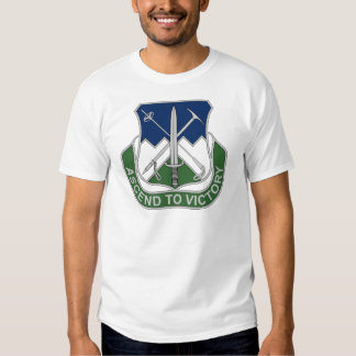 172nd Infantry Regiment - Ascend To Victory Tee Shirt