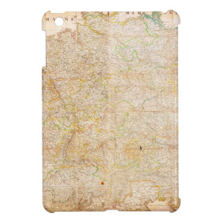 1730 Covens and Mortier Map of Germany Folding C iPad Mini Case