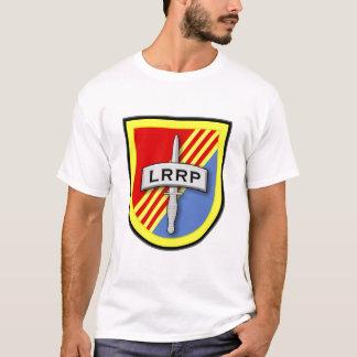 173d Airborne - 74th Infantry LRRPs flash T-Shirt