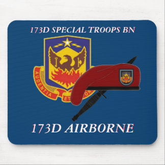 173D SPECIAL TROOPS BN 173D AIRBORNE MOUSEPAD