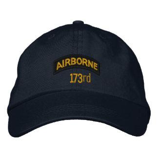 173o Aerotransportado Gorras Bordadas