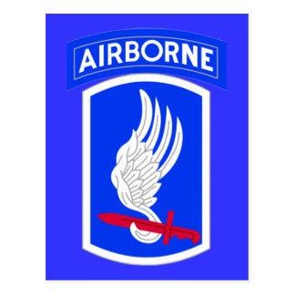 173o equipo de combate de la brigada del ejército tarjetas postales