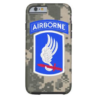 """173o Equipo de combate """"soldados de la brigada Funda De iPhone 6 Tough"""
