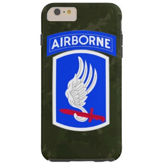 """173o Equipo de combate """"soldados de la brigada Funda Para iPhone 6 Plus Tough"""