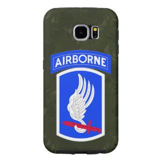 """173o Equipo de combate """"soldados de la brigada Fundas Samsung Galaxy S6"""