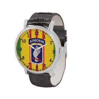 173o Reloj de la brigada aerotransportada VSM