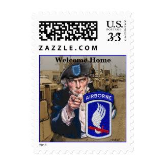 173os sellos del remiendo de Iraq de la brigada ae