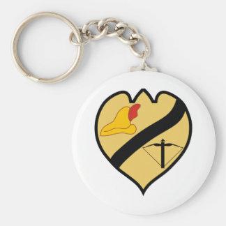 173rd AHC Robinhoods Keychain