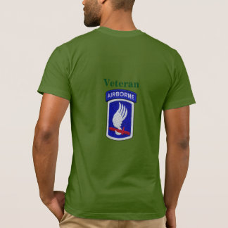 173rd Airborne Brigade ABN BDE Sky Soldiers Patch T-Shirt