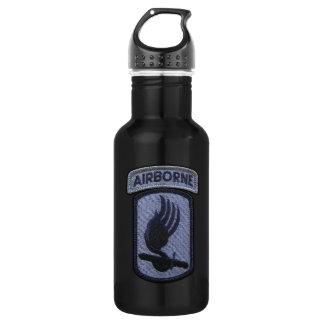 173rd Airborne Brigade ACU Patch Water Bottle