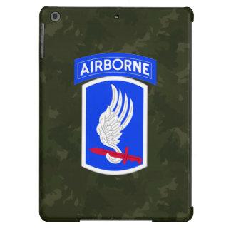"173rd Airborne Brigade Combat Team ""Sky Soldiers"" iPad Air Covers"