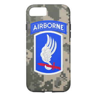 "173rd Airborne Brigade Combat Team ""Sky Soldiers"" iPhone 7 Case"