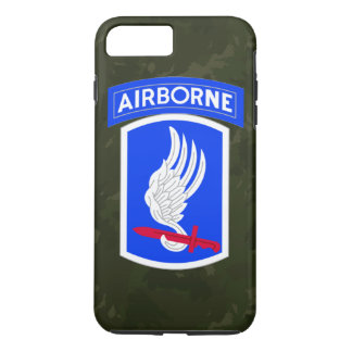 "173rd Airborne Brigade Combat Team ""Sky Soldiers"" iPhone 7 Plus Case"