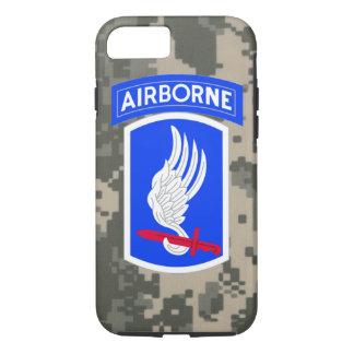 """173rd Airborne Brigade Combat Team """"Sky Soldiers"""" iPhone 8/7 Case"""