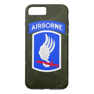 """173rd Airborne Brigade Combat Team """"Sky Soldiers"""" iPhone 8 Plus/7 Plus Case"""