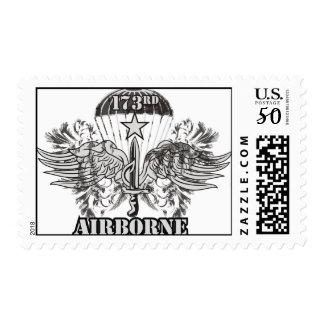 173rd Airborne Brigade Custom Postage