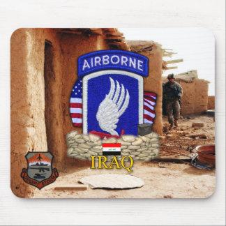173rd airborne brigade gulf war vets Mousepad