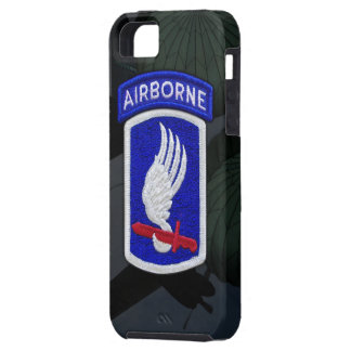 173rd Airborne Brigade Sky Soldiers iPhone 5 Covers