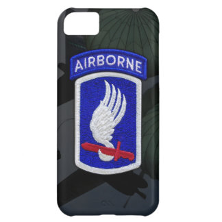 173rd Airborne Brigade Sky Soldiers iPhone 5C Cover