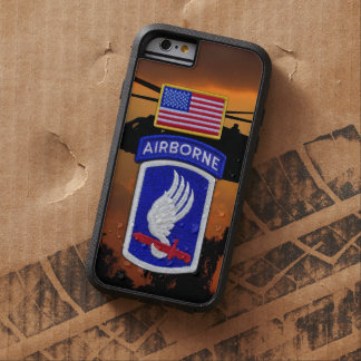 173rd airborne brigade sky soldiers veterans vets tough xtreme iPhone 6 case