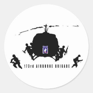 173rd AIRBORNE BRIGADE Stickers