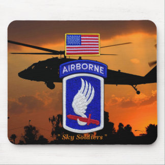 173rd airborne brigade veterans vets mouse pad
