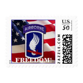 173rd airborne brigade vets stamp ww2 postage sta