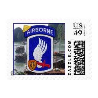173rd airborne brigade vietnam nam war stamp