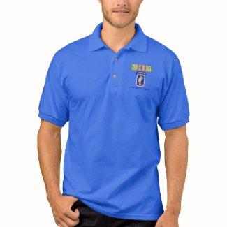 173rd Airborne Brigade Vietnam Veteran Shirt