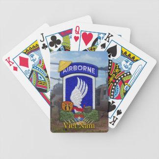 173rd airborne brigade vietnam vets poker Cards