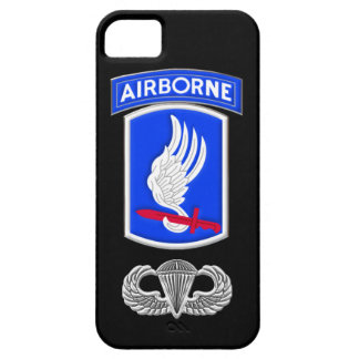 173rd Airborne Division iPhone SE/5/5s Case