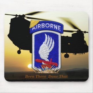173rd airborne vietnam nam war vets mouse pad
